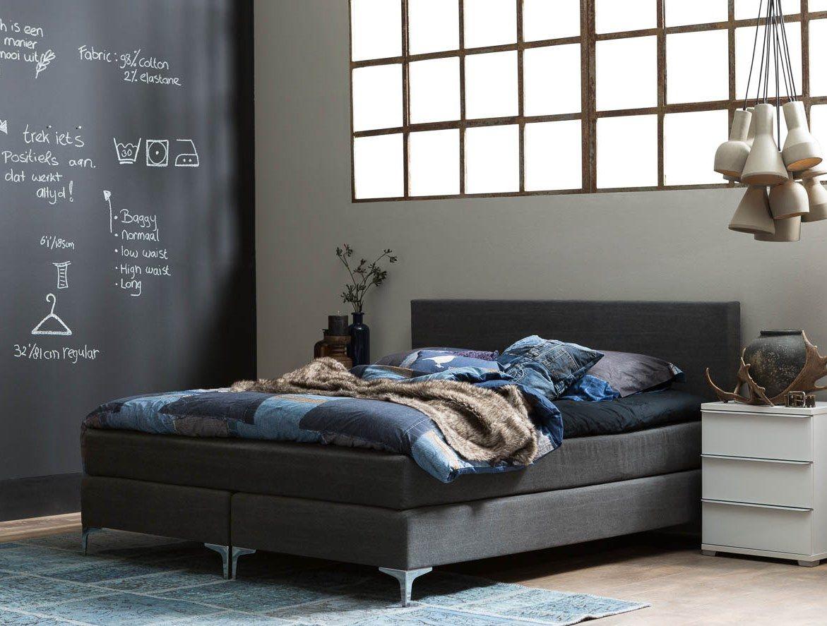 Slaapkamer Inspiratie Industrieel : Restyling van de slaapkamer met een paar kleine aanpassingen karwei