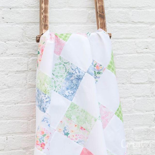 Kostenlose Baby Quilt Pattern für Anfänger – Baby Girl Quilt Pattern