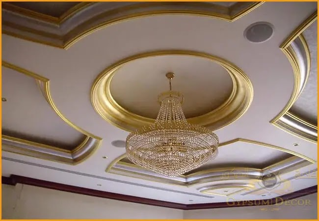 اسقف معلقة جبس بلدي 2021 Ceiling Decor Modern Decor Ceiling Lights