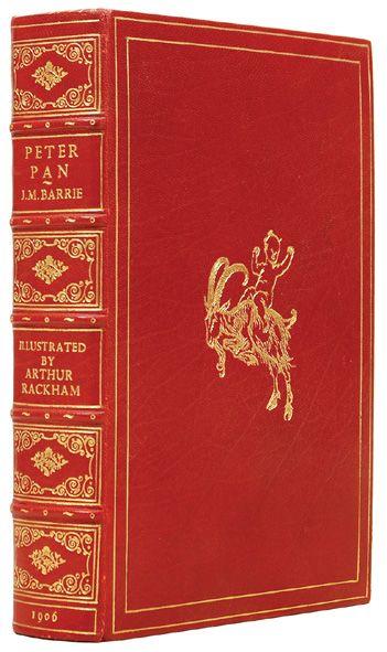 Peter Pan in Kensington Gardens. - (RACKHAM, Arthur) BARRIE, J. M. - Peter Harrington Rare & First Edition Books