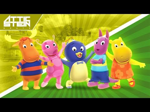 The Backyardigans Theme Song Remix Prod By Attic Stein - peppa pig theme song remix roblox