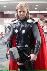 Thor Costume Homemade Thor Cosplay Cosplay Thor Costume