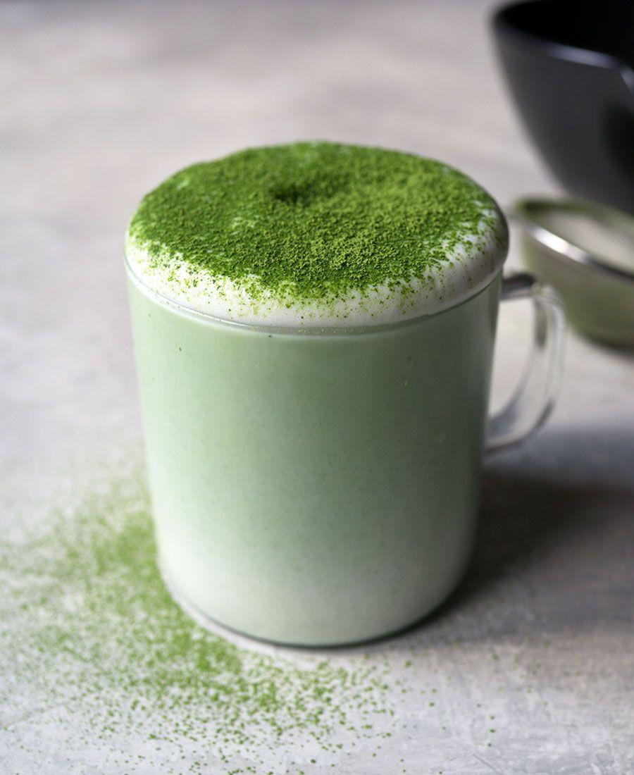 Matcha (Green Tea) Latte