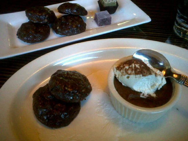 Chocolate Musings   Blue Ginger - Wellesley MA  Ming Tsai