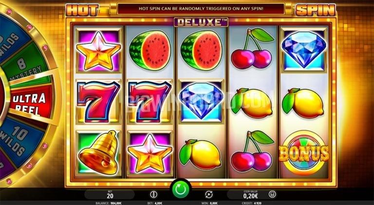 Pin di Casino games