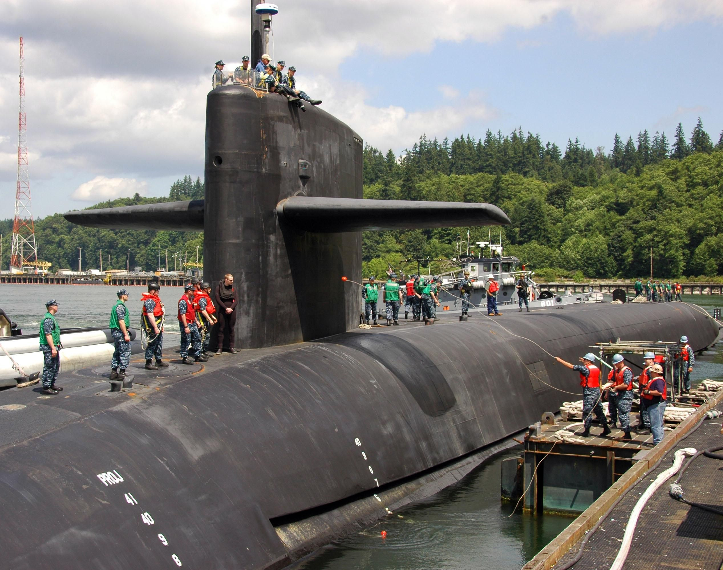 On this day in 1900, America's Navy accepted its first submarine. Today, submarines like the USS Maine are some of the most complex technological machines ever built. #Navy #USNavy #AmericasNavy navy.com
