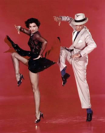 Cyd Charisse & Fred Astaire 1953