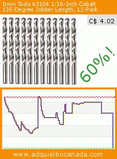 Steelex D1026 35-Millimeter Hinge Boring Bit
