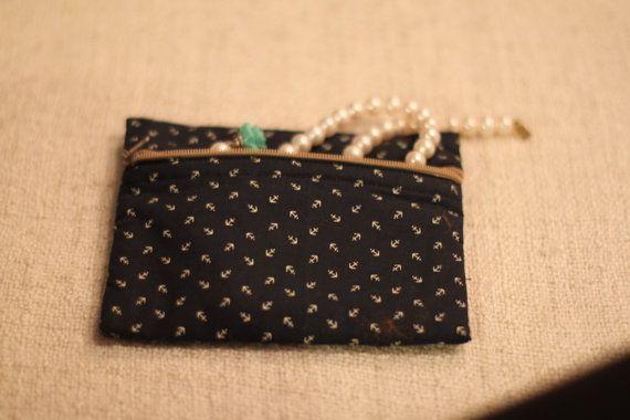 The Little Jewelry Pouch by HandmadeBySheetaluk on Etsy