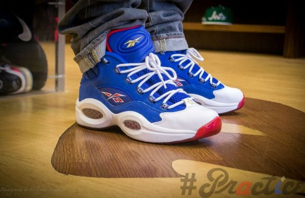 Iverson shoes, Sneakers