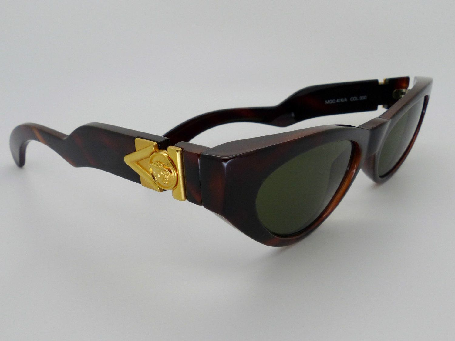 5e57679931 Genuine Rare Vintage Gianni Versace Sunglasses Mod 476 A Col 900 by VSOx on  Etsy
