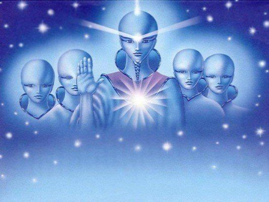 Sirians - The Blue Star People | My Starseed Soul | Aliens
