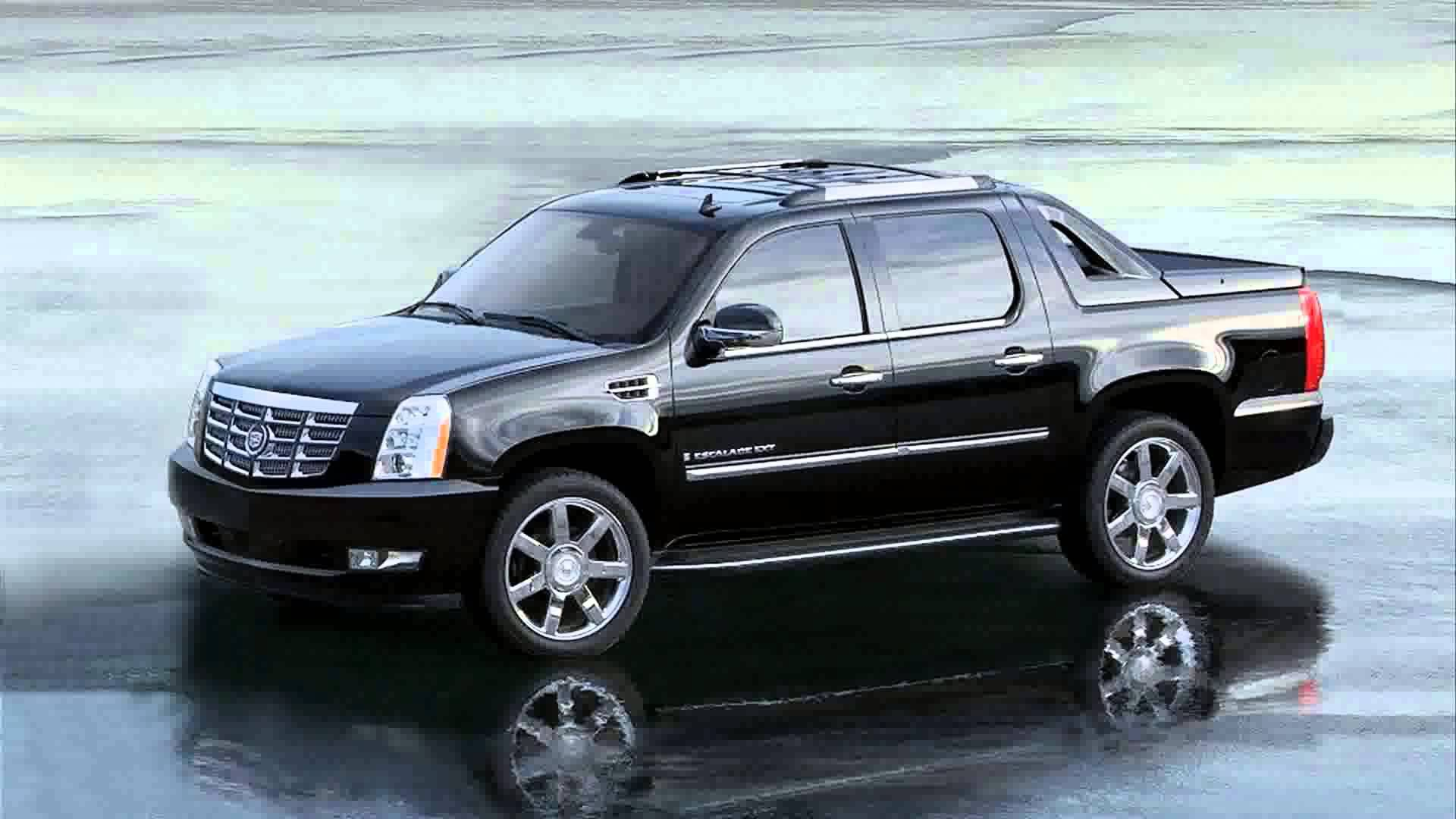 Cadillac escalade ext platinum edition