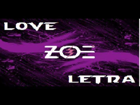 Zoé - Love (con letra)