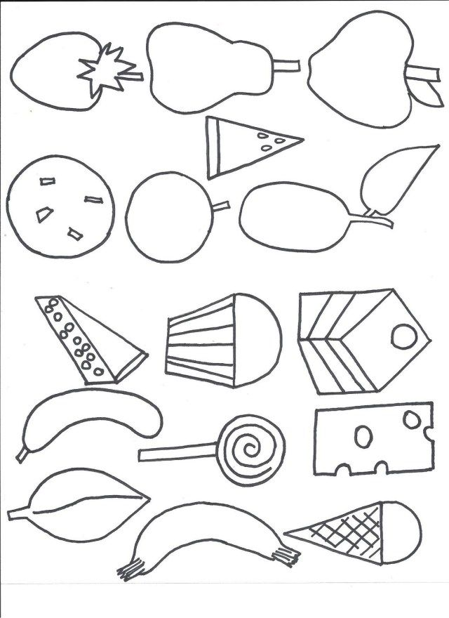 25 Awesome Picture Of Hungry Caterpillar Coloring Pages Entitlementtrap Com Hungry Caterpillar Craft Caterpillar Craft Hungry Caterpillar