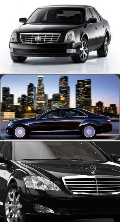 This Company Offers Luxury Limousine And Town Car Services They