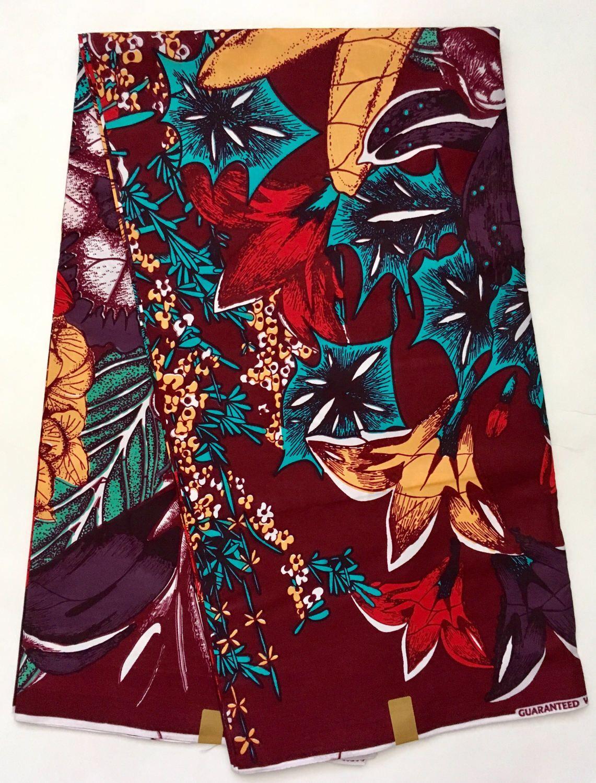 A personal favorite from my Etsy shop https://www.etsy.com/listing/465818540/african-print-fabric-dutch-wax-ankara