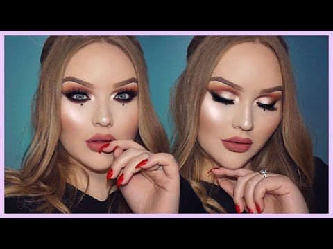 PERRIE EDWARDS / Shout Out To My Ex Inspired Makeup Tutorial | NikkieTutorials - YouTube | Bloglovin'