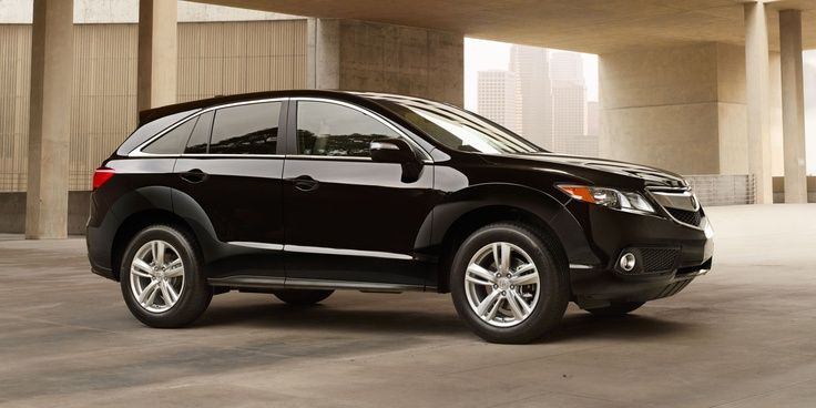 Rdx With Technology Package In Crystal Black Pearl Acura Rdx Acura Suv Acura Mdx