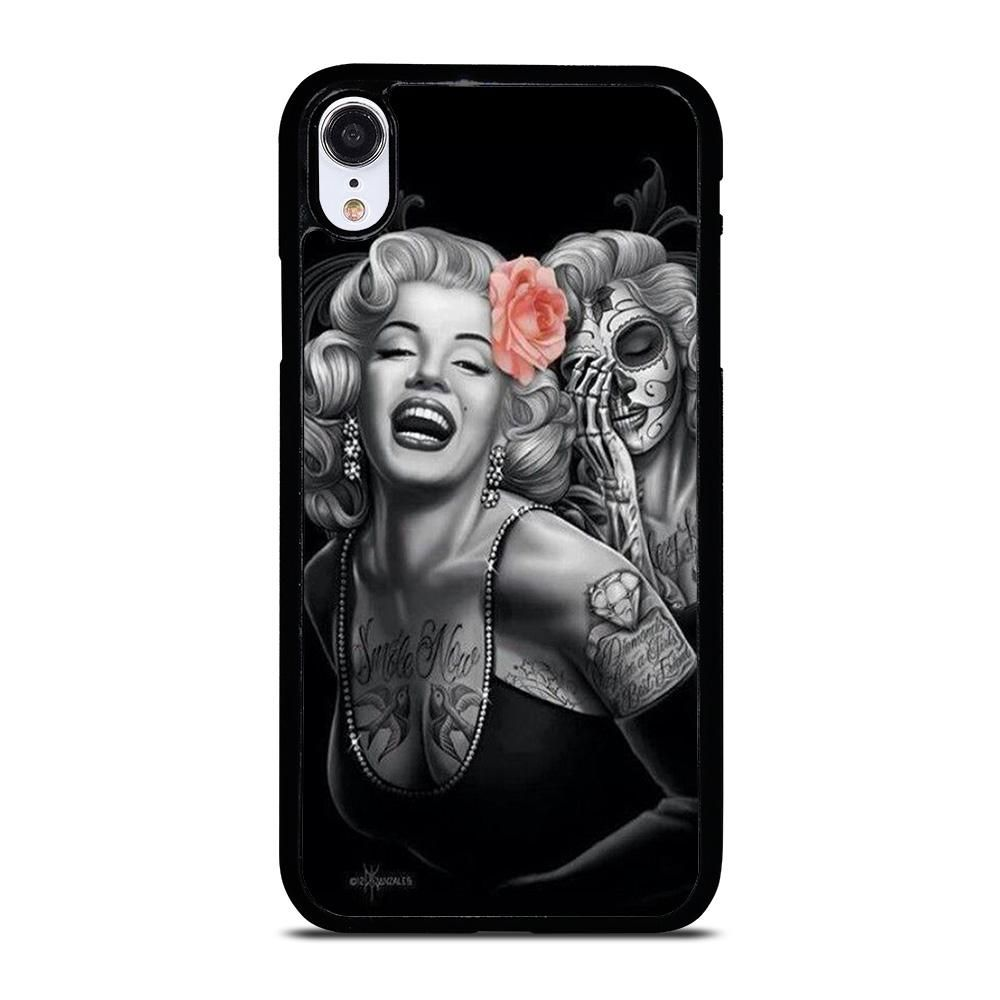 Marilyn Monroe Tattoo Iphone Xr Case Cover In 2020 Marilyn Monroe Tattoo Nexus 5 Case Marilyn Monroe