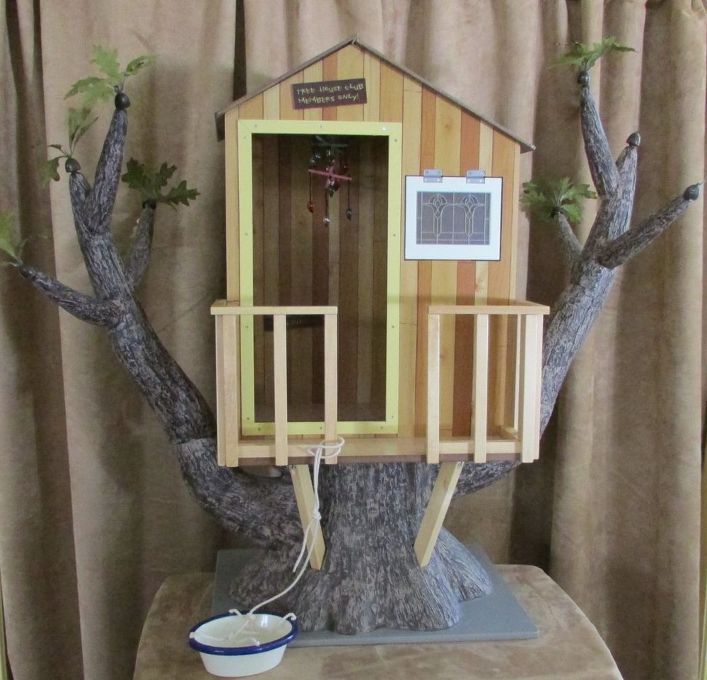 AMERICAN GIRL KIT TREEHOUSE TREE LIMB
