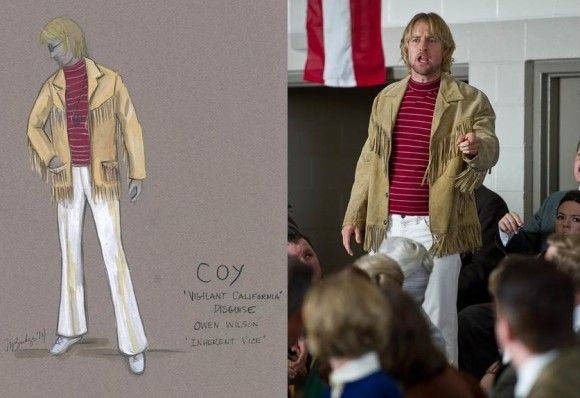 Vision To Reality Costumes Inherent Vice Owen Inherent Vice Costume Design Movies To Watch