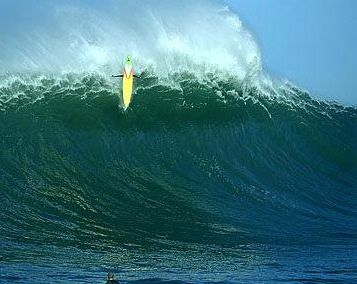 A drop into immortality. | Jay moriarity, Jay and SurfJay Moriarity Famous Picture