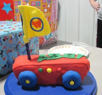 Emmy Loves Wonder Pets Wonder Pets Boat Cake Birthday