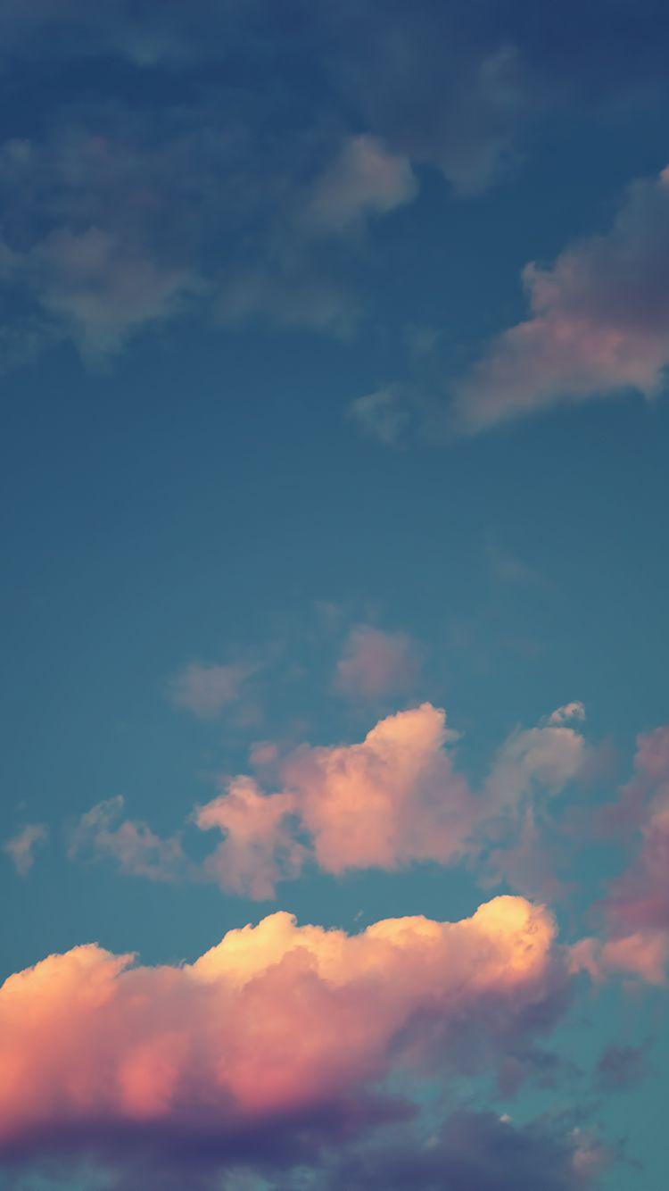 Minimal Iphone Home Screen Wallpaper | My Hommie | Cloud wallpaper, Clouds wallpaper iphone ...