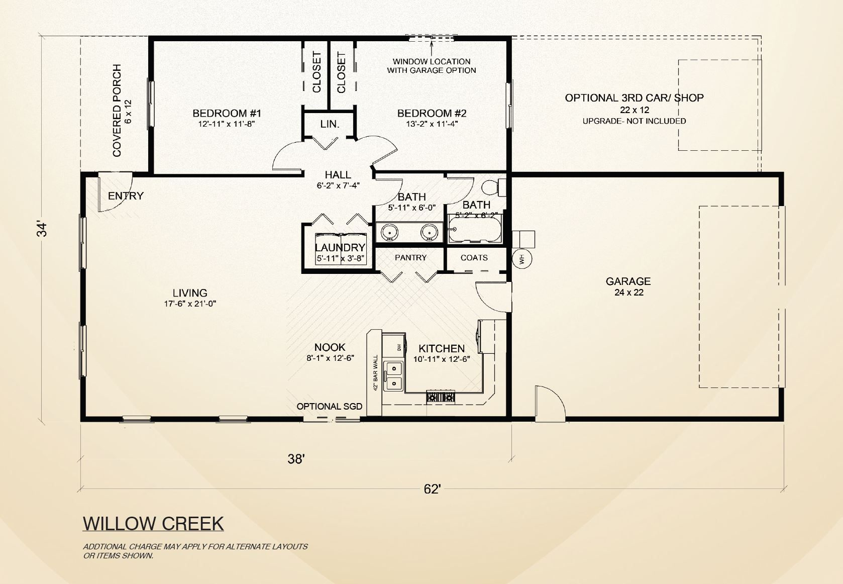 willow creek floor plan no scale jpg 1678a 1162 house plans