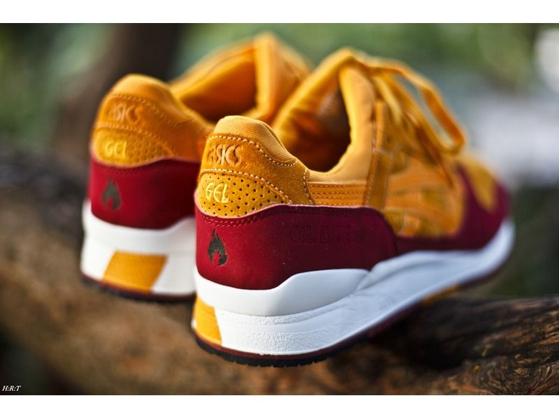 buy online 51a59 bf415 Asics Gel Lyte 3 x Hanon Wildcat | Kicks on the ground | Sneakers ...