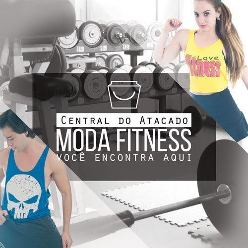 2c21af1b72b510 Moda Fitness no Atacado é na Central do Atacado!   atacado moda ...