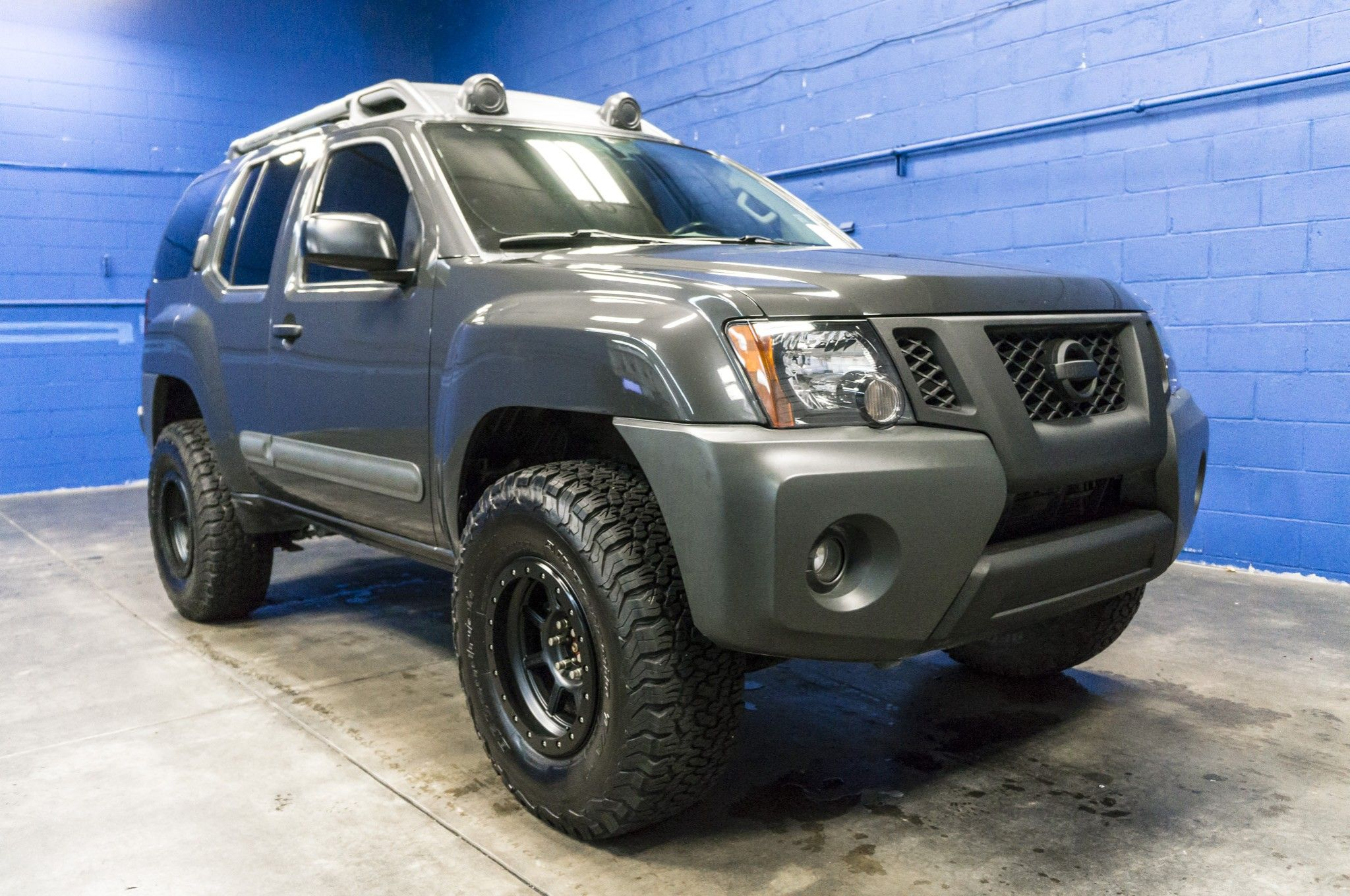 Used Lifted 2014 Nissan Xterra Pro 4X 4x4 SUV For Sale