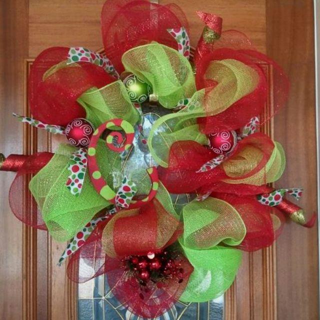 Kim C. First Wreath