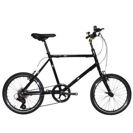 Amazon Com Alton Corsa 7 Speed Minivelo Bike 20 Inch Lime Green