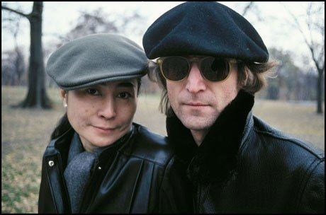 Image result for john and yoko