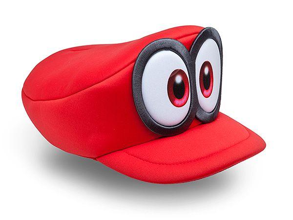 624d147286acbe Super Mario Odyssey Cappy Cosplay Hat   Nintendo   Super mario ...