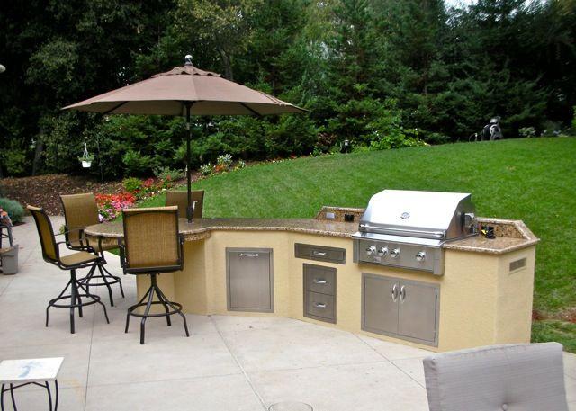 Unlimited Outdoor Kitchen (650) 279 - 6506 | Outdoor Kitchens ...