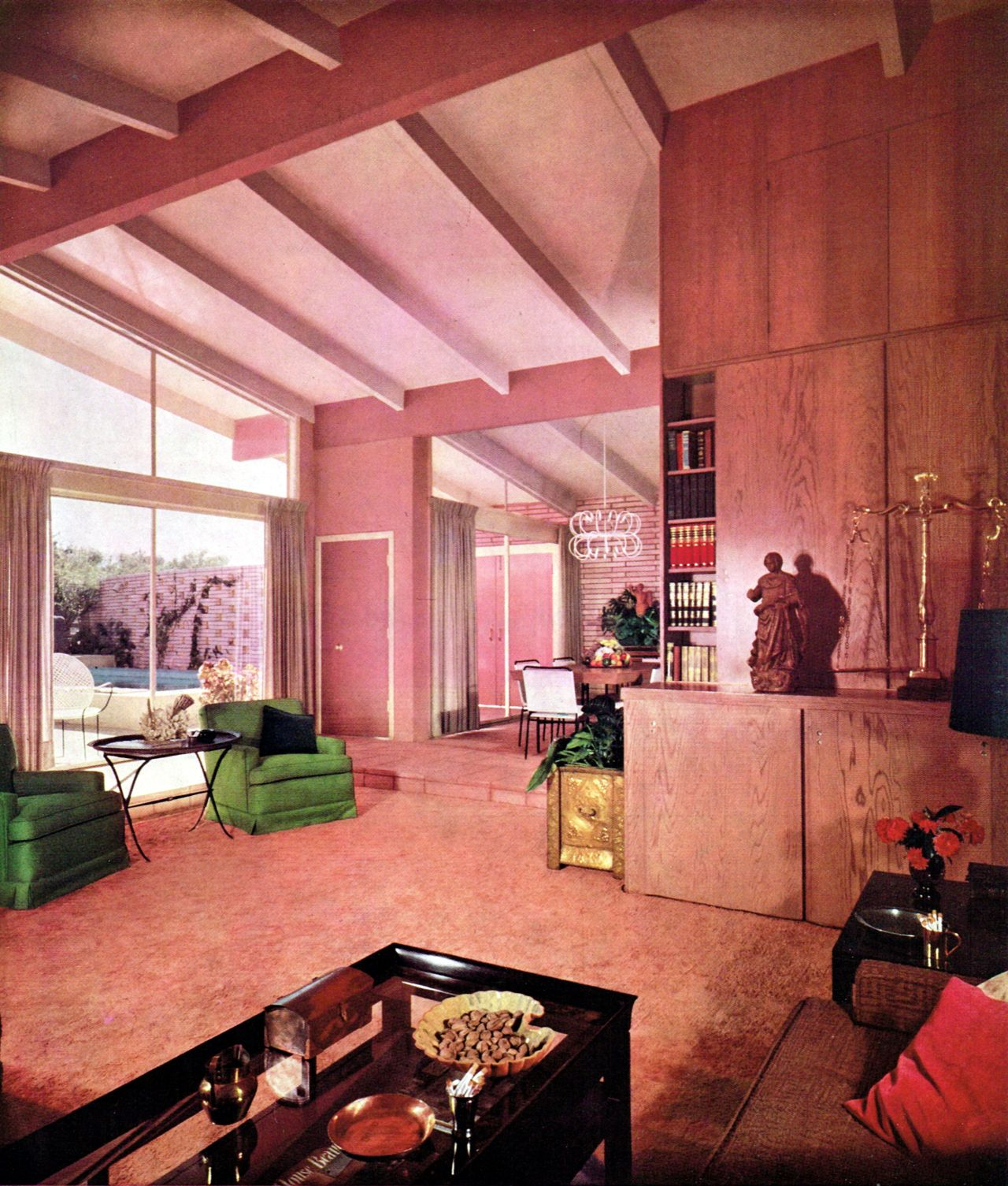 Mid Century Modern House In San Antonio Texas 1950s With Images