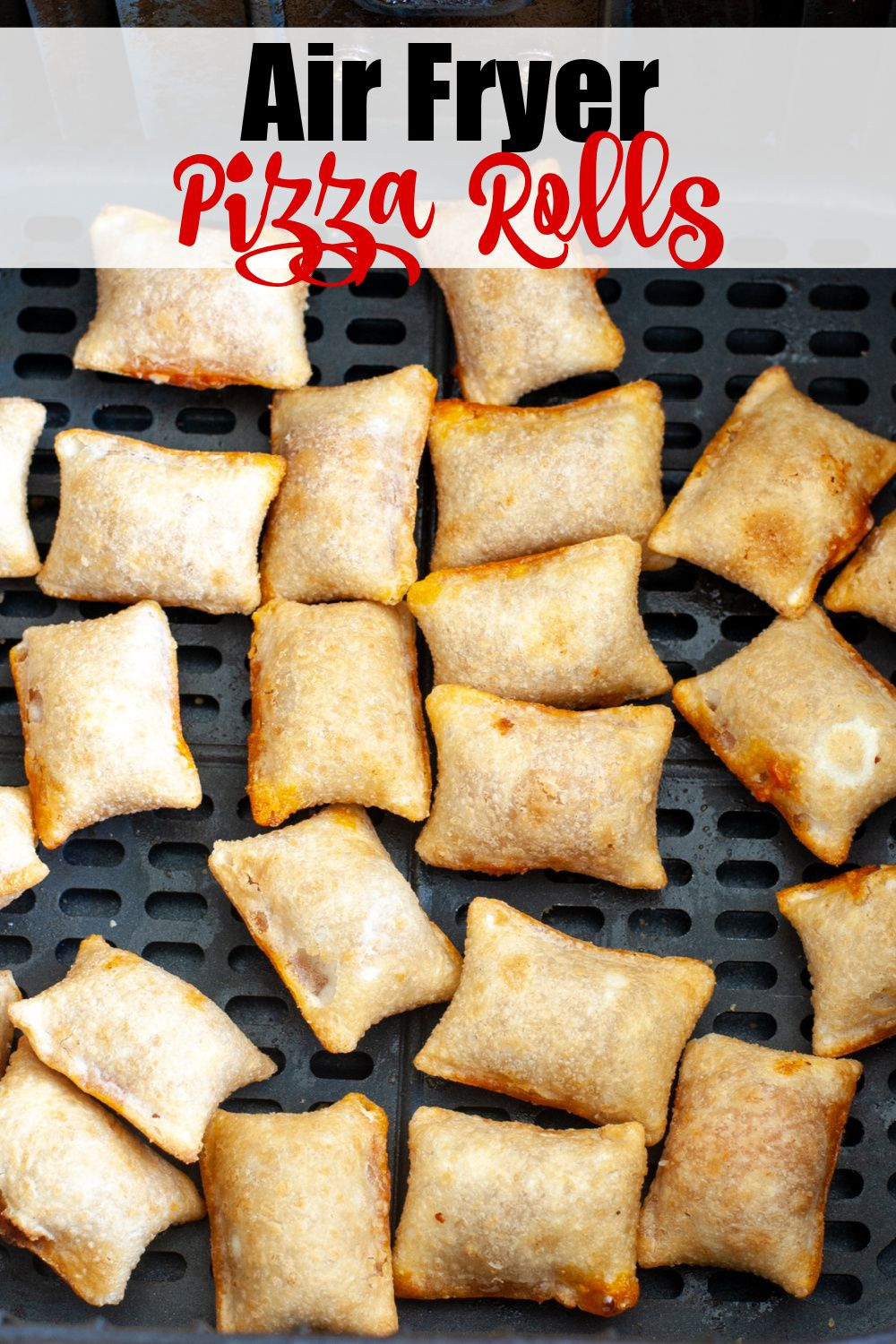How to make Air Fryer Pizza Rolls in 2020 Fast snack
