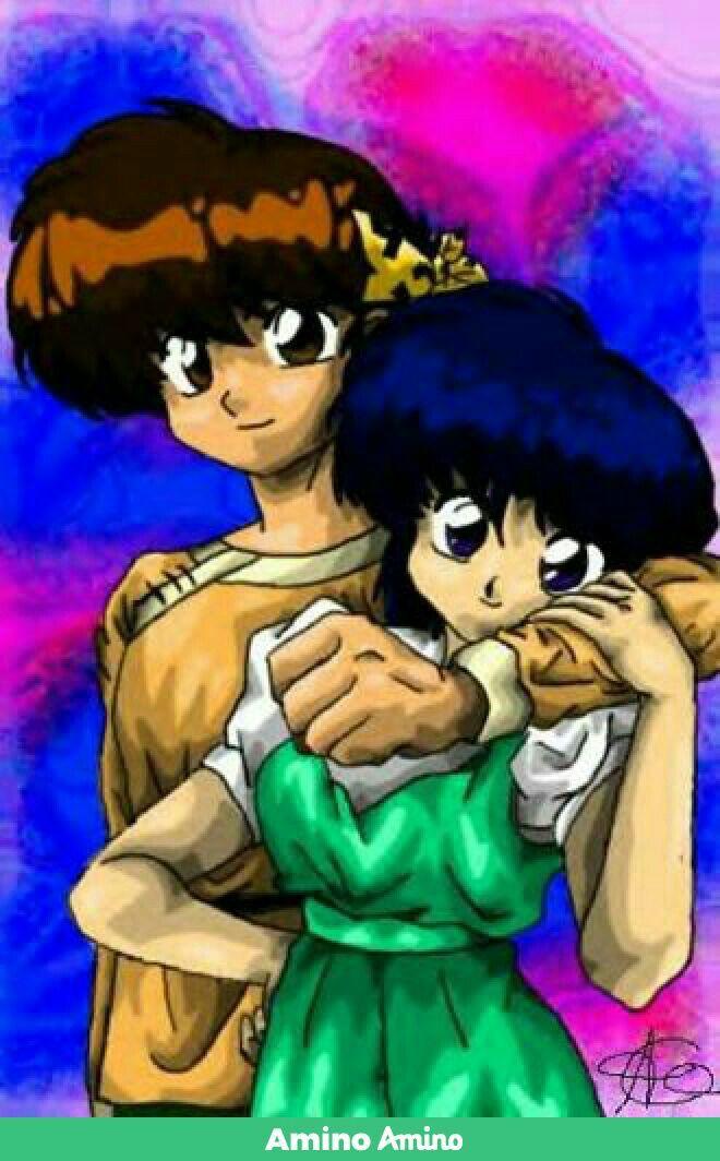 Akane y Ryoga