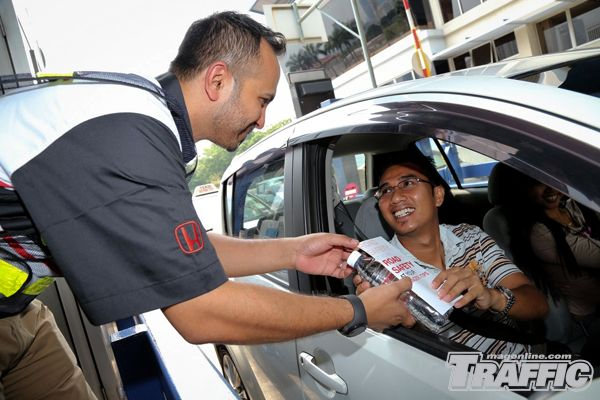 Honda Malaysia reminds motorists to stay safe on roads during festive season