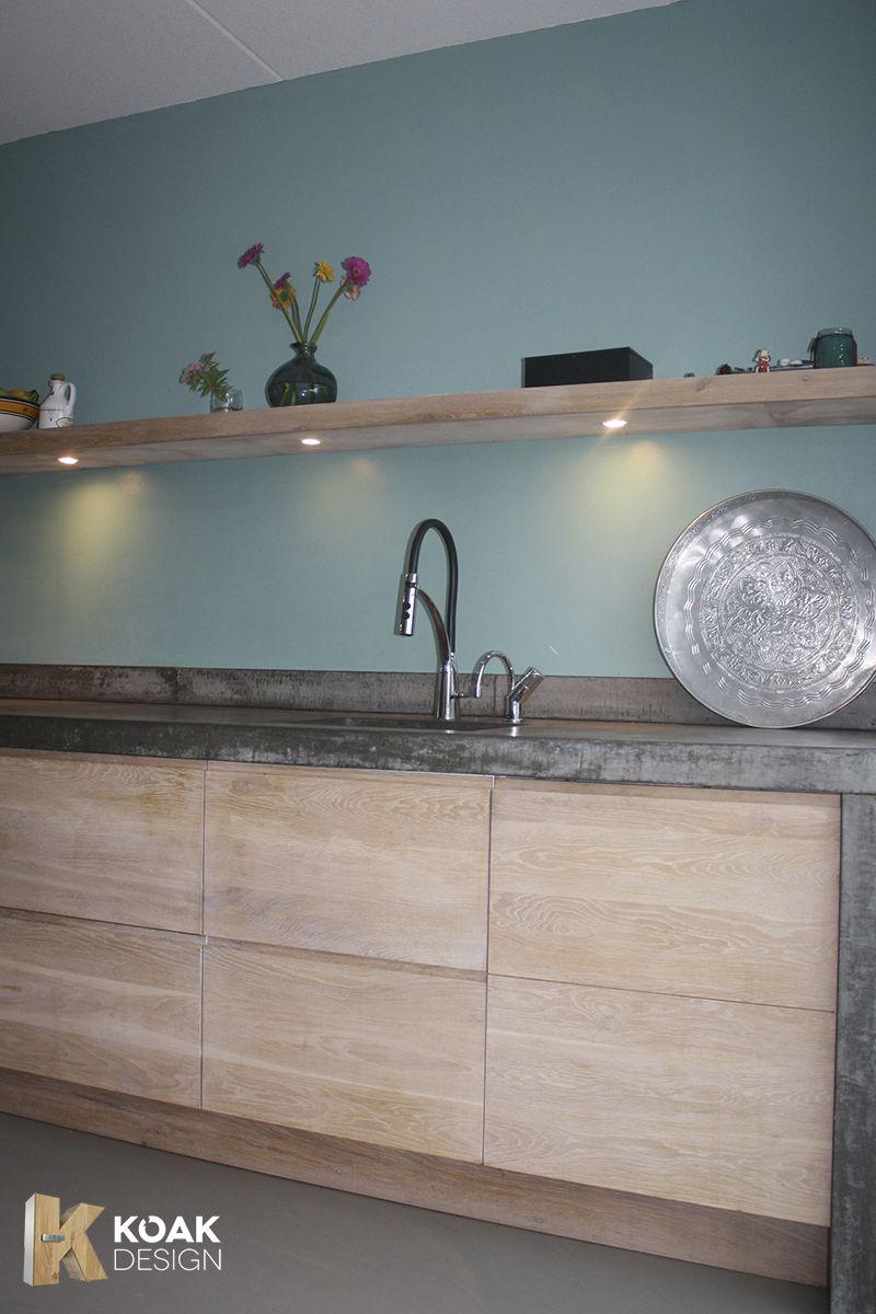 Ikea Kitchens with wooden doors from Koak Design | Keukennn ...