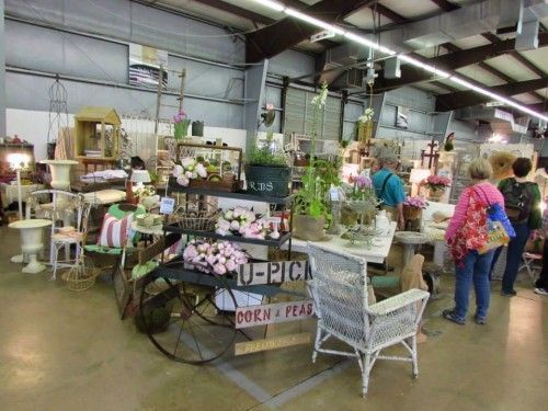 Spring & Summer 2015 Southern Antique & Flea markets