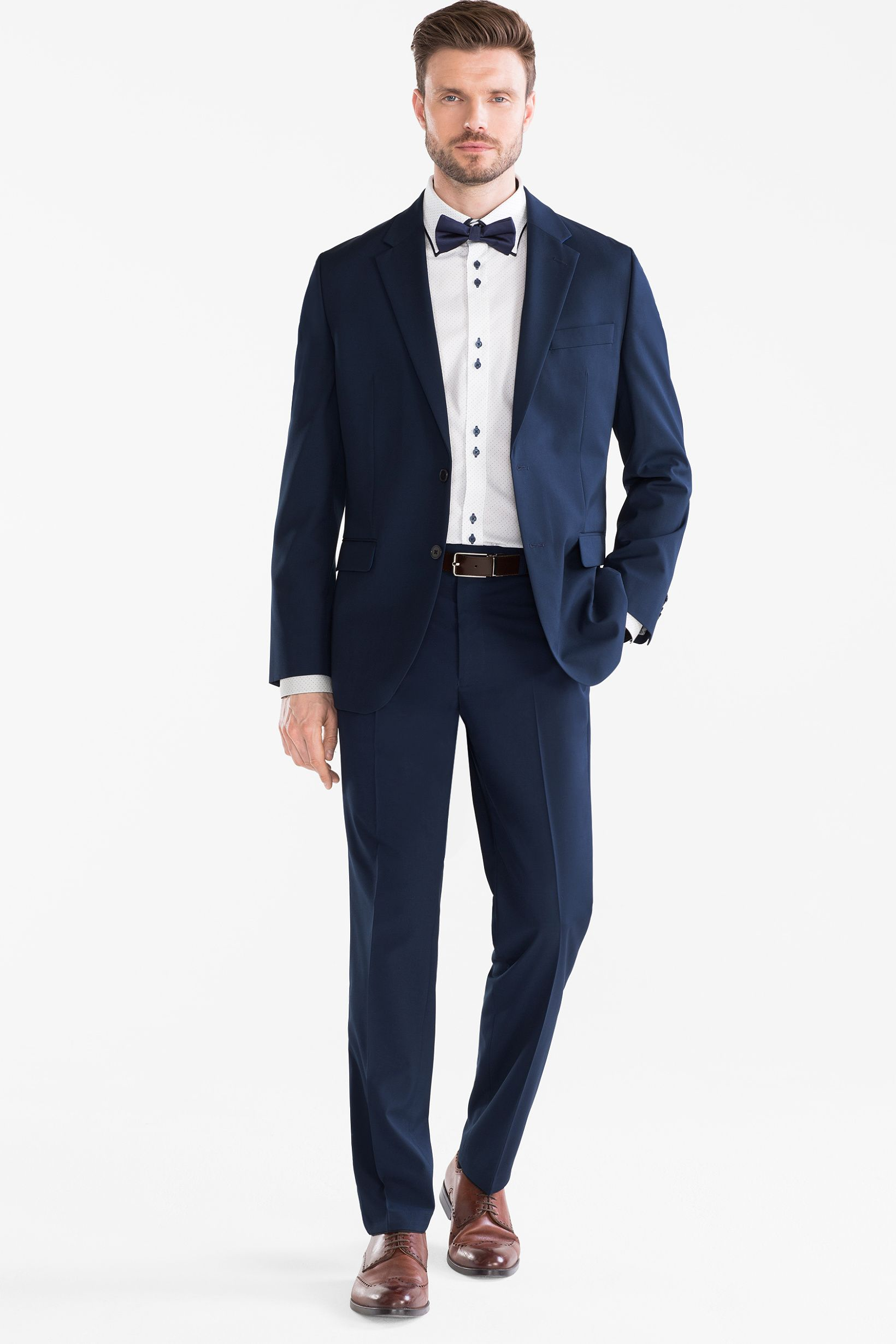 Marynarka Do Zestawiania Tailored Fit C A Suit And Tie Pantsuit Fitness