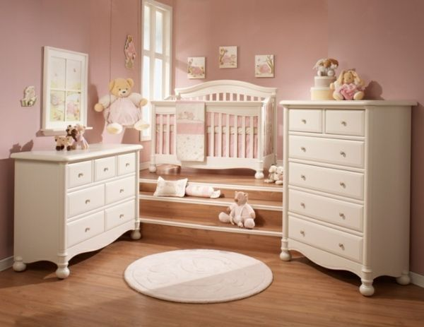 rosa babyzimmer s e m bel design ideen baybyzimmer. Black Bedroom Furniture Sets. Home Design Ideas