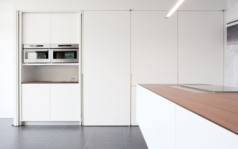 Project wilfra keukens interieurinrichting waregem