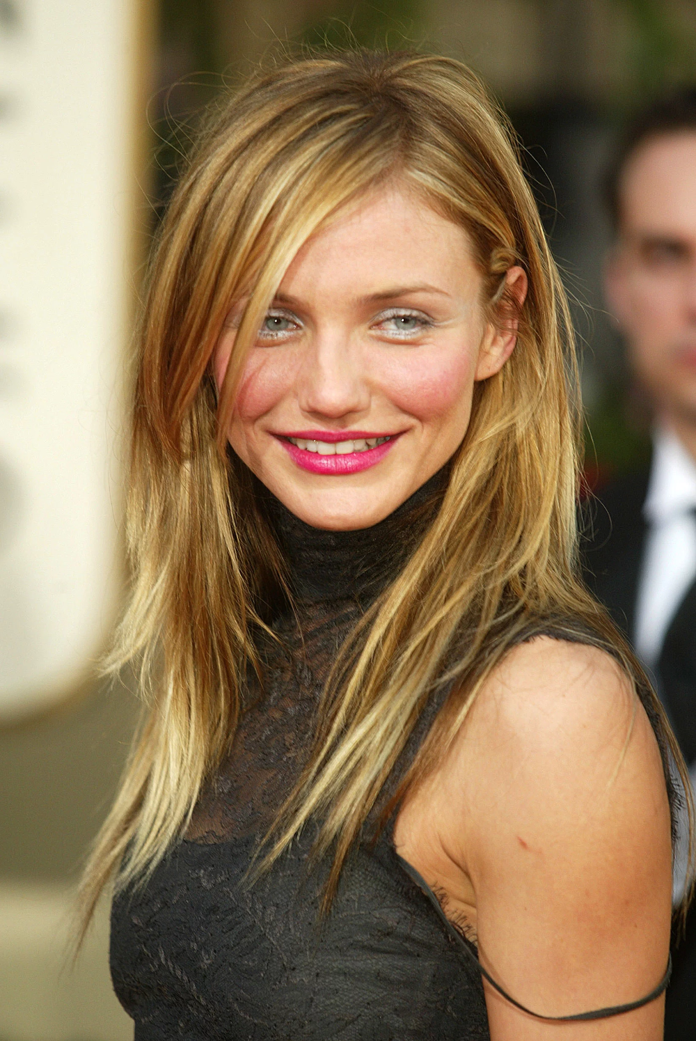 Cameron Diaz Is The Sweetest Thing And Definitely The Sexiest In 2020 Cameron Diaz Hair Cameron Diaz Long Hair Styles