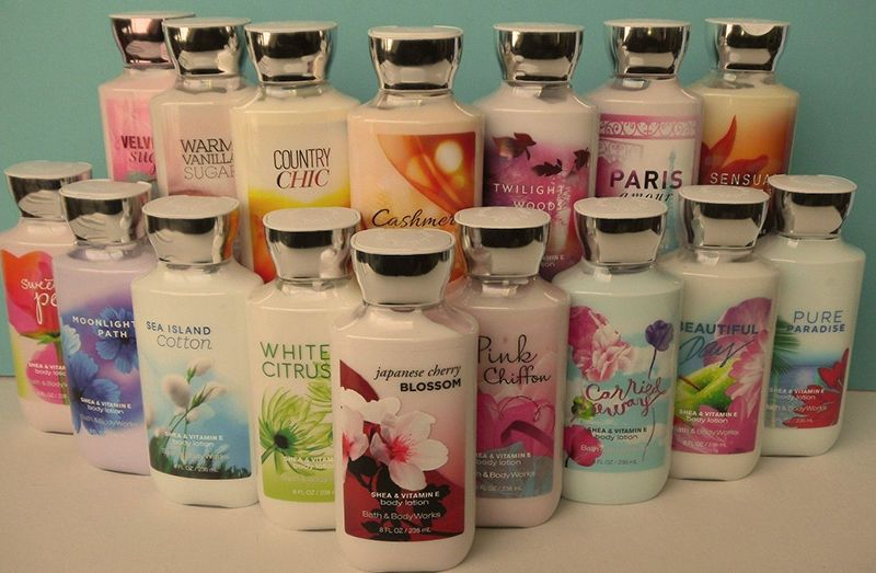 Get These Free Bath And Body Works Samples While You Still