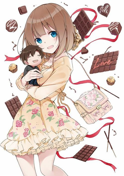 メディアツイート 迷子焼き maigoyaki さん twitter アニメの女の子 イラスト カワイイアニメ